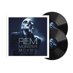 R.E.M. - Monster Movies Vol.2 - DOUBLE LP Gatefold