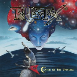 R.U.S.T.X - Center Of The Universe - CD
