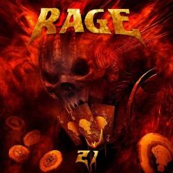 Rage - 21 - CD