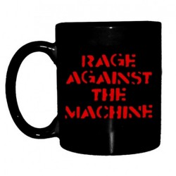 Rage Against The Machine - Fist / Logo - MUG