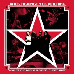 Rage Against The Machine - Live At The Grand Olympic Auditorium - DOUBLE LP