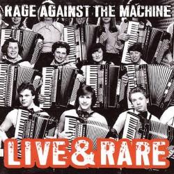 Rage Against The Machine - Live & Rare - DOUBLE LP