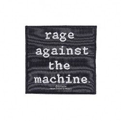 Rage Against The Machine - Logo - Patch