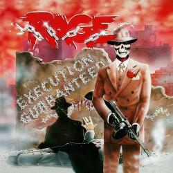 Rage - Execution Guaranteed - DOUBLE LP Gatefold