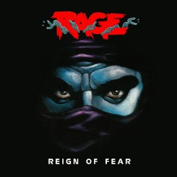 Rage - Reign Of Fear - DOUBLE CD