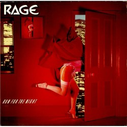 Rage - Run For The Night - CD