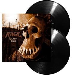Rage - Seasons Of The Black - DOUBLE LP Gatefold