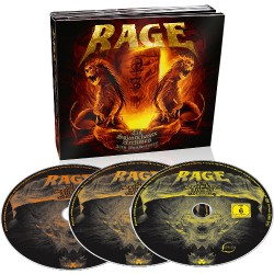 Rage - The Soundchaser Archives 30th Anniversary - 2CD + DVD digipak