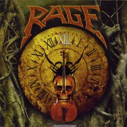 Rage - XIII - DOUBLE LP Gatefold