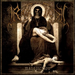 Ragnarok - Malediction - CD