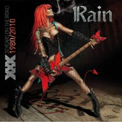 Rain - XXX - CD
