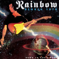 Rainbow - Denver 1979 - DOUBLE LP GATEFOLD COLOURED