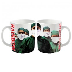 Rainbow - Difficult To Cure - MUG