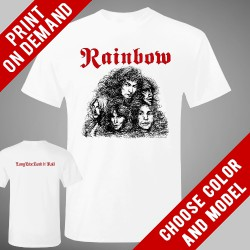 Rainbow - Long Live Rock & Roll - Print on demand