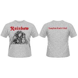 Rainbow - Long Live Rock & Roll - T-shirt (Men)
