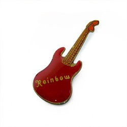 Rainbow - Red - METAL PIN