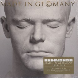 Rammstein - Made In Germany 1995-2011 - CD DIGISLEEVE
