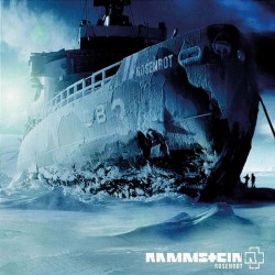 Rammstein - Rosenrot - CD DIGIPAK