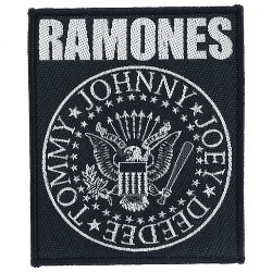 Ramones - Classic Seal - Patch