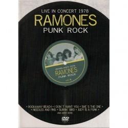 Ramones - Live In Concert 1978 - DVD