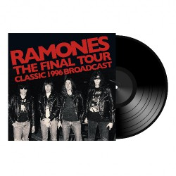 Ramones - The Final Tour - DOUBLE LP Gatefold
