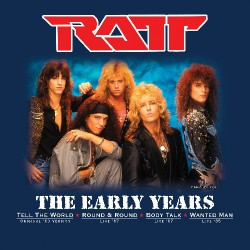 Ratt - The Early Years - LP COLOURED