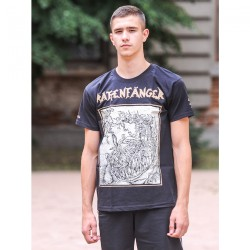 Rattenfanger - Open Hell For The Pope - T-shirt (Men)