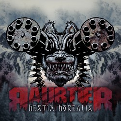 Raubtier - Bestia Borealis - CD SUPER JEWEL