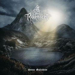 Rauhnacht - Unterm Gipfelthron - CD DIGIPAK