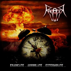 Ravager - Eradicate...Annihilate...Exterminate... - CD