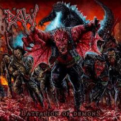 Raw - Battalions Of Demons - CD