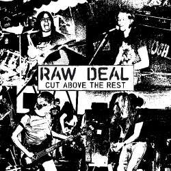 Raw Deal - Cut Above The Rest - CD SLIPCASE
