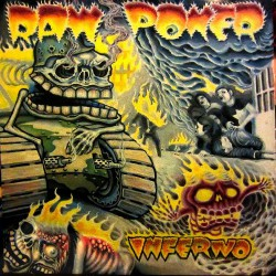 Raw Power - Inferno - CD
