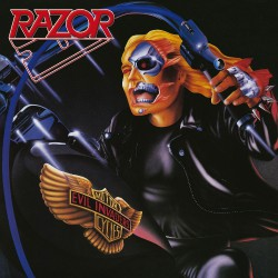 Razor - Evil Invaders - LP