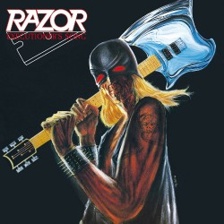 Razor - Executioner's Song - LP