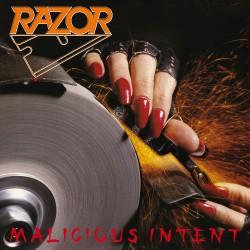 Razor - Malicious Intent - LP