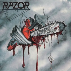 Razor - Violent Restitution - LP COLOURED