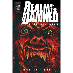 Realm Of The Damned - Tenebris Deos [paperback] - COMIC BOOK