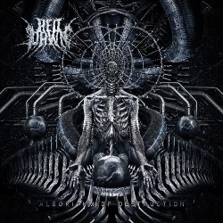 Red Dawn - Algorithm Of Destruction - CD