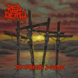 Red Death - Sickness Divine - CD DIGIPAK
