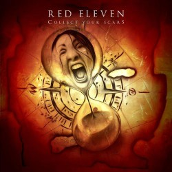 Red Eleven - Collect Your Scars - CD