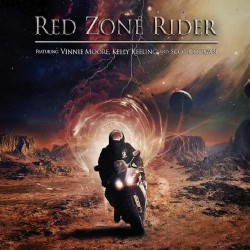 Red Zone Rider - Red Zone Rider - CD DIGIPAK