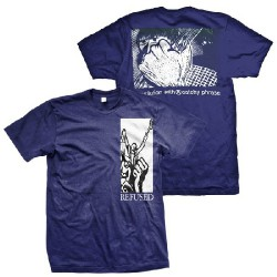 Refused - Revolution - T-shirt (Men)