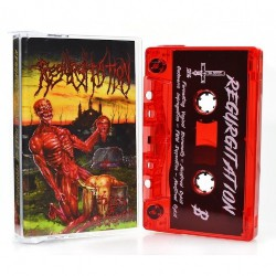 Regurgitation - Tales Of Necrophilia - CASSETTE