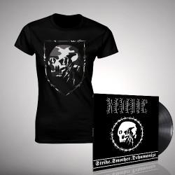 Revenge - Bundle 8 - LP + T-Shirt bundle (Women)