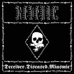 Revenge - Deceiver.Diseased.Miasmic - CD EP DIGIPAK + Digital
