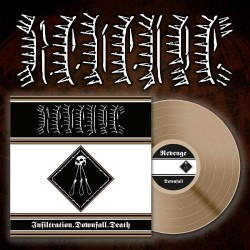 Revenge - Infiltration.Downfall.Death - LP COLOURED