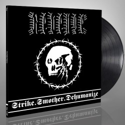 Revenge - Strike.Smother.Dehumanize - LP + Digital