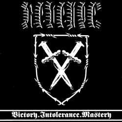 Revenge - Victory.Intolerance.Mastery - CD