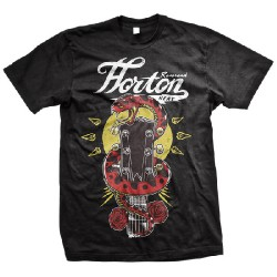 Reverend Horton Heat - Guitar Snake - T-shirt (Men)